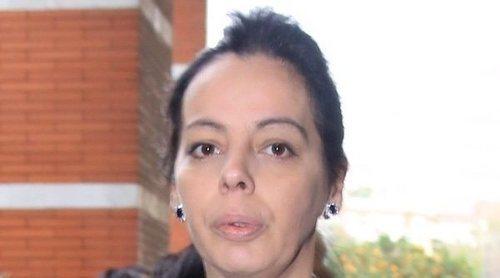 Altercado en la capilla ardiente cuando Carmen Gahona ha expulsado a la presunta amante de Chiquetete