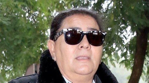 María del Monte: 'Chiquetete era un hombre bueno y con buen corazón'
