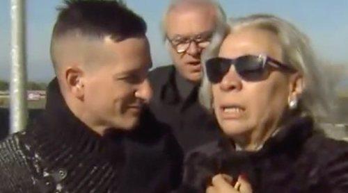 El bonito gesto de Carmen Gahona con Manuel Cortés