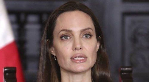 Angelina Jolie le ha confesado a su hijo Pax que Brad Pitt no quería adoptarlo