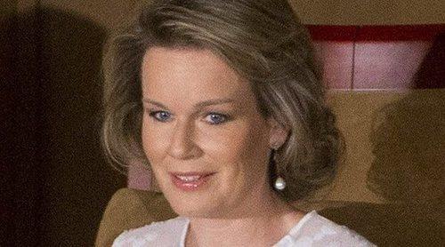 La Reina Matilde de Bélgica, envuelta en la investigación de un robo de joyas de la Familia Real de Luxemburgo