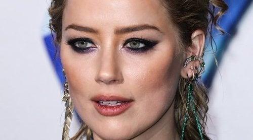 Amber Heard cuenta por lo que pasó tras separarse de Johnny Depp: 'Recibí amenazas de muerte'