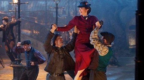 'El regreso de Mary Poppins' y 'Spider-Man: Un nuevo universo', los títulos más destacados de la semana