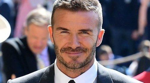 David Beckham podría convertirse en el primer futbolista en viajar al espacio