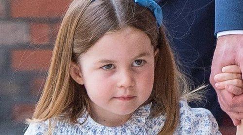 La Princesa Carlota de Cambridge se une a la afición familiar que haría feliz a Lady Di
