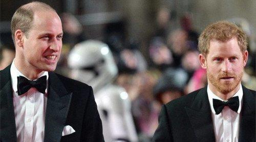 Así son y así se llevan el Príncipe Guillermo y el Príncipe Harry: dos hermanos marcados por una importante pérdida