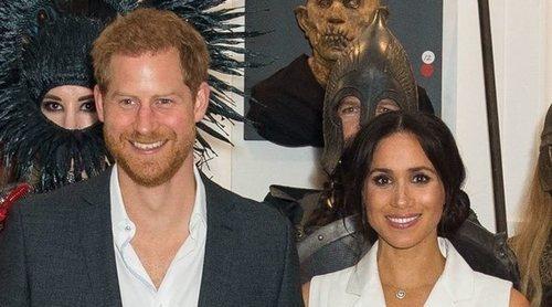 La falsa prohibición de Meghan Markle al Príncipe Harry