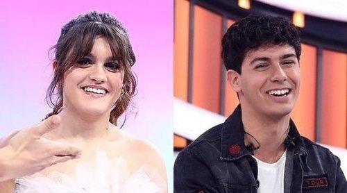 Alfred García y Amaia Romero se reencuentran televisivamente en la Gala de Navidad de 'OT 2018'