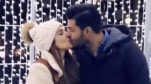 Paula Echevarría y Miguel Torres disfrutan de su amor en Gijón