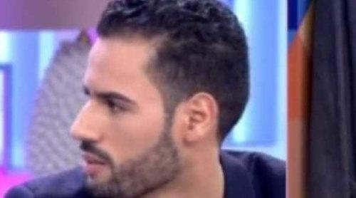 Asraf Beno ('GH VIP 6') niega que Suso haya dejado a Aurah por su hijo