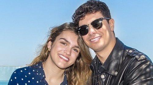 Alfred García y Amaia Romero se reconcilian tras el concierto de despedida de 'OT 2017'
