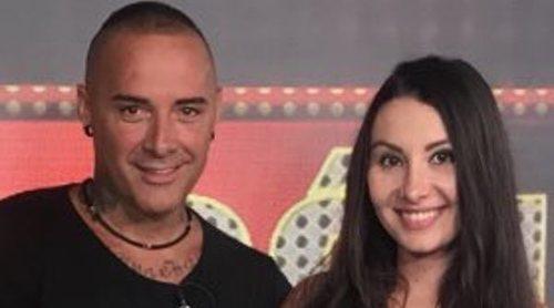Dinio y su mujer Milena serán padres de una niña tras dos años de tratamiento