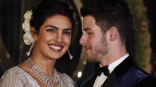 Priyanka Chopra y Nick Jonas, Chiara Ferragni y Fedez... Las 18 bodas internacionales más importantes de 2018