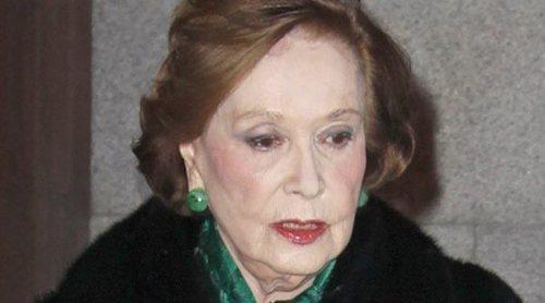 El legado de Carmen Franco: juicios pendientes, exhumaciones y propiedades en venta