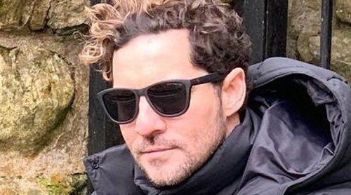David Bisbal y su posible indirecta a Elena Tablada: 'Mucha gente arruina el presente por algo del pasado'