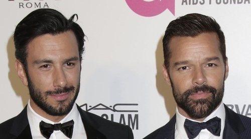 Ricky Martin y Jwan Yosef han sido padres de una niña