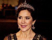 Sonrisas, elegancia y tiaras: así fue la recepción de Año Nuevo de la Familia Real Danesa