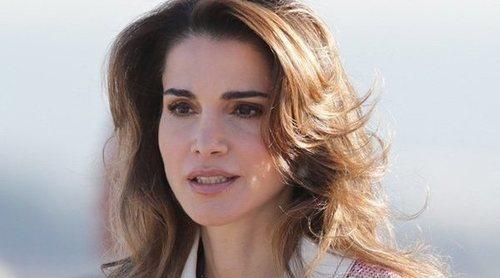 La Reina Rania de Jordania hace un inusual comunicado oficial para justificar sus gastos en ropa