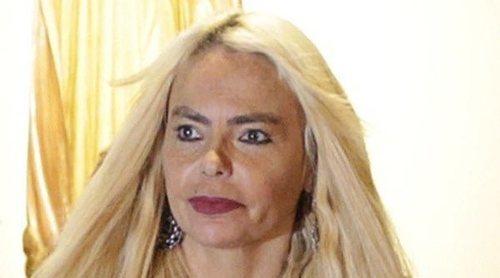 El tonteo de Leticia Sabater con el Rey Mago Gaspar: '¿Le puedo dar un beso?'