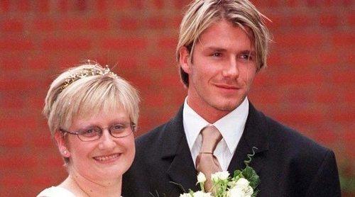 La hermana de David Beckham, Lynne Beckham, vende sus pertenencias por problemas económicos