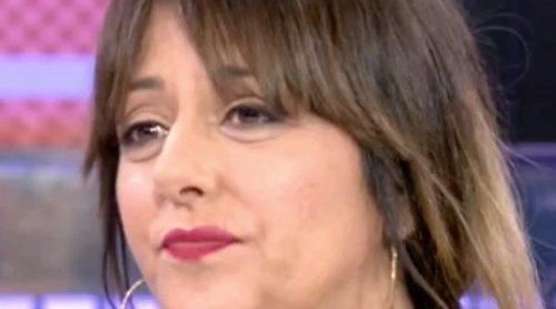 Yolanda Ramos recuerda su zasca a José Luis Moreno: 'Me cagué encima, me arrepentí al llegar a casa'
