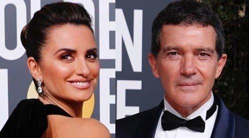 Penélope Cruz y Antonio Banderas se quedan sin premio en los Globos de Oro 2019