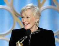 El emotivo discurso femninista de Glenn Close en los Globos de Oro 2019