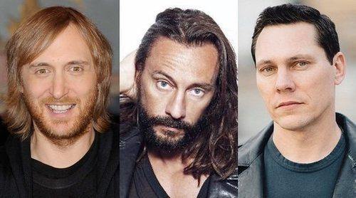 Tiësto, David Guetta, Bob Sinclar y otros Djs que lo siguen petando pasados los 40