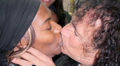 El beso de Carolina Sobe y Fortu que demuestra que algo hubo entre ellos