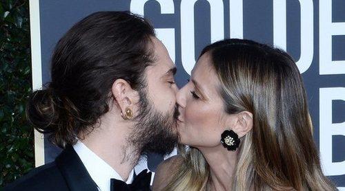 Antonio Banderas evitó a Heidi Klum durante los Globos de Oro 2019 por ser muy pegajosa con su novio