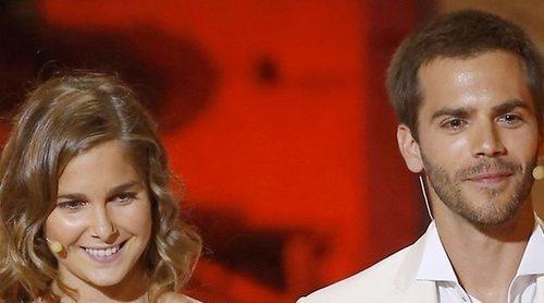 Natalia Sánchez y Marc Clotet se convierten en padres de su primera hija