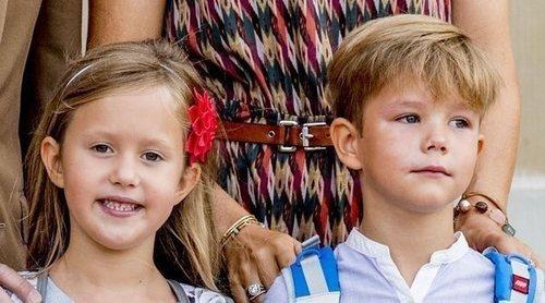 El grave riesgo que corren los Príncipes Vicente y Josefina de Dinamarca en su colegio