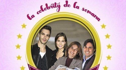 Natalia Sánchez, Marc Clotet, Lourdes Montes y Fran Rivera, celebrities de la semana por convertirse en padres