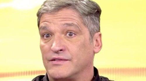 Gustavo González, muy claro: 'Si tengo una evidencia clara de infidelidad de María, rompo la relación'