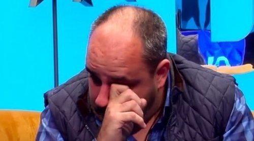Julio Ruz se rompe por María Jesús Ruiz en 'GH Dúo': 'Me dijo que era el hombre de su vida'