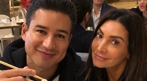 Mario Lopez y Courtney Mazza esperan su tercer hijo