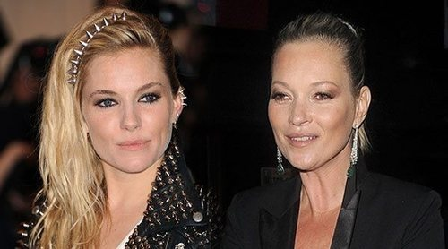 Enemigas Íntimas: Kate Moss y Sienna Miller, ¿una cuestión de envidia?