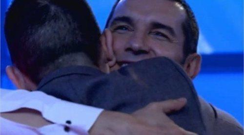 Jesus Vázquez y Risto Mejide firman la paz de forma definitiva en 'Chester': 'No vamos a volver a hablar de este tema'