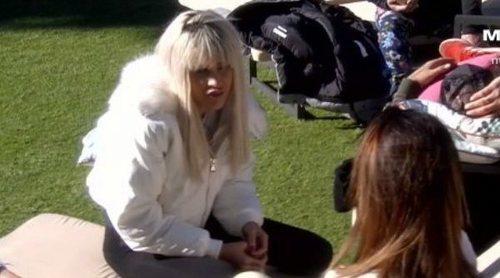 Ylenia se disculpa con Raquel en 'GH DÚO': 'Fede hace que me sienta de menos y lo pago contigo'