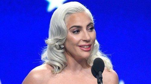 La gran noche de Lady Gaga en los Critics' Choice Awards 2019: premiada por su interpretación y su música