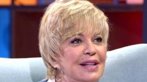 Bárbara Rey vuelve a televisión y cuenta cómo ha sido su última ruptura: 'Le conocía desde hace tiempo'