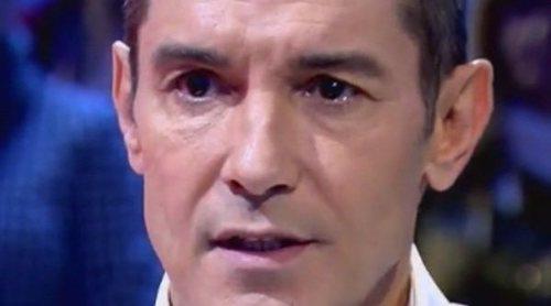 Jesús Vázquez habla sobre el escándalo del 'Caso Arny' en el 'Chéster'