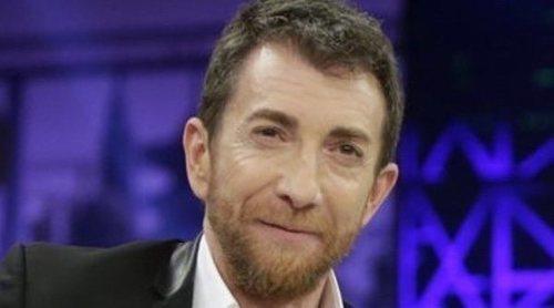 El look de Pablo Motos roba el protagonismo a sus invitadas durante el último programa de 'El Hormiguero'