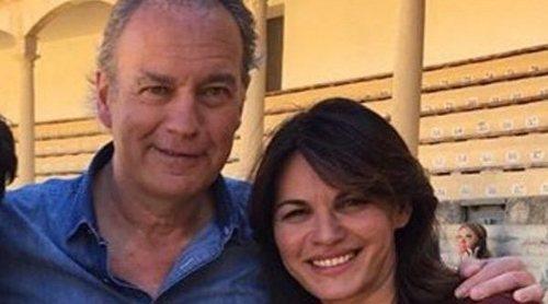 Kike, el hijo de Bertín Osborne y Fabiola Martínez, mejora en casa tras estar en la UVI