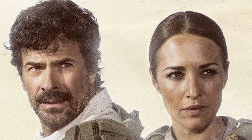 Conoce a los personajes de 'Los Nuestros 2', miniserie bélica protagonizada por Paula Echevarría y Rodolfo Sancho
