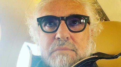 Flavio Briatore: 'Mi hijo no irá a la universidad porque le formaré yo'