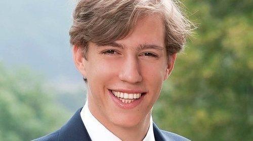 Luis de Luxemburgo se vuelca en su agencia oficial para superar su divorcio de Tessy Antony