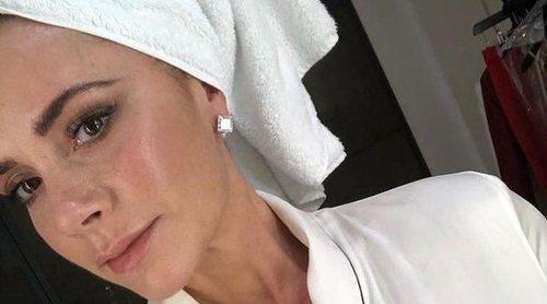 Victoria Beckham se hace una crema hidratante con su propia sangre