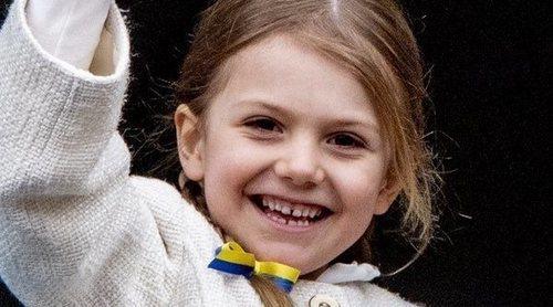 Estela de Suecia, en la encrucijada sobre cambiar de colegio o no debido a una oleada de violencia