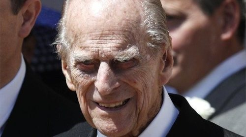 El Duque de Edimburgo resulta ileso tras sufrir un accidente de tráfico de Sandringham